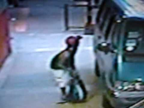 "Kawatan Tacloban City ""Caught on video camera"" BEWARE of Robbery"