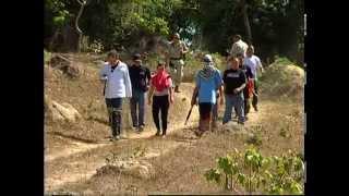 Polícia Civil faz reconstituição de idoso assassinado em Samonte - TV Alterosa