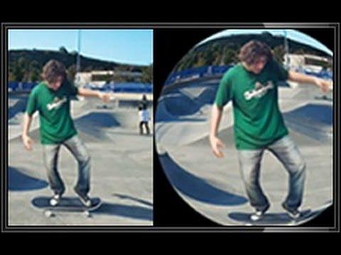 Tutorial 2 Metodos de como hacer el efecto de Fisheye Lens (Lente Ojo de Pez) en Photoshop