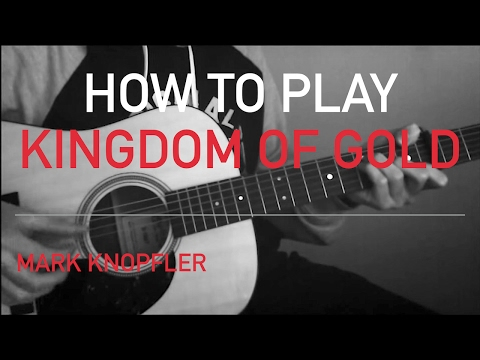 Kingdom Of Gold - Mark Knopfler cover Privateering album