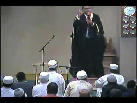 Sheikh Umar Suleiman at MDQ Academy Fundraiser