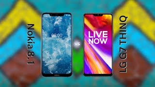 Nokia 8.1 vs LG G7 ThinQ | Phone Comparison | Which phone to buy?