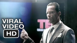Prometheus Viral - Peter Weyland at TED 2023 - Guy Pierce, Ridley Scott, Alien Movie (2012) HD