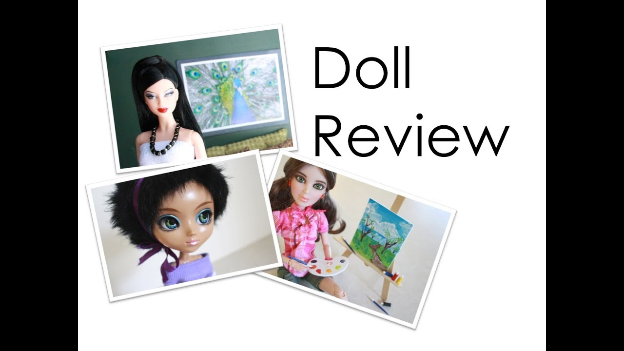 Pullip Dolls Doll Review Pullip Liv And