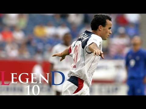 Landon Donovan: U.S. Soccer's All-Time Leading Scorer