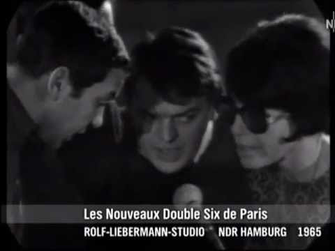 Double Six Of Paris - 2 Video Performances German Tv 65 video
