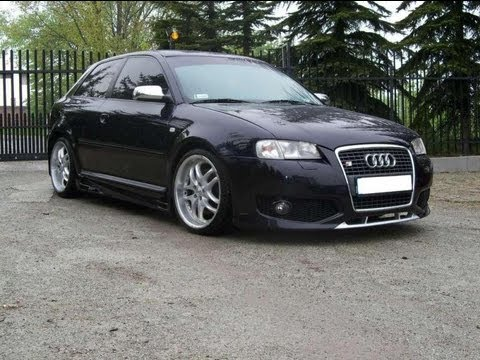 Audi A3 Tuning Body Kits Youtube