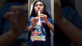 Avengers Theme on recorder