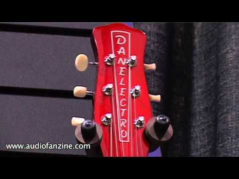 Danelectro Wild Things Video Demo [NAMM 2011]