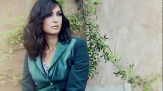 Cannella - Backstage collezione A/I 2012/13 con Caterina Balivo