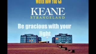 Watch Keane Watch How You Go video