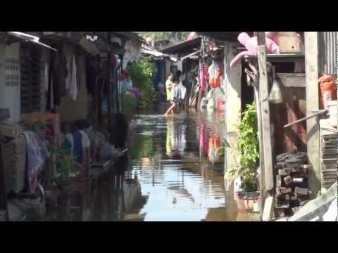Bangkok Flooding – Khlong Lat Phrao