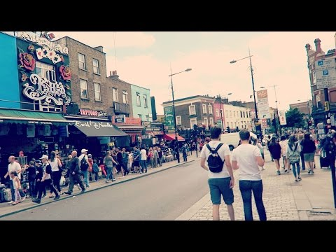 Snel even langs Camden Town | Vloggloss 254
