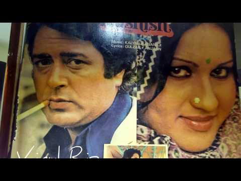 kashish (THE ATTRACTION):Sathiya Re-Do Pardesi Anjaane Se-Kishore Kumar & Suman Kalyanpur(Vinyl Rip)