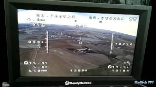 Skywalker vs Skyhunter vs Quad  FPV takip derleme