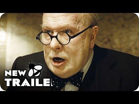 DARKEST HOUR Trailer (2017) Gary Oldman Winston Churchill Movie streaming vf
