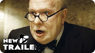 DARKEST HOUR Trailer (2017) Gary Oldman Winston Churchill Movie