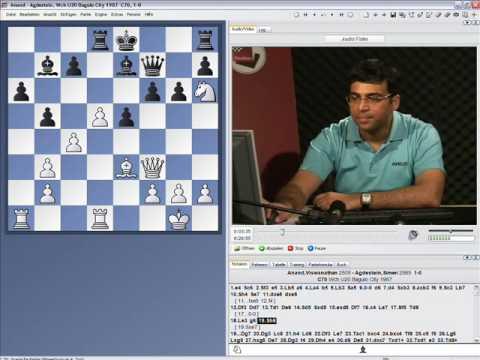 Viswanathan Anand - My Career Part 1