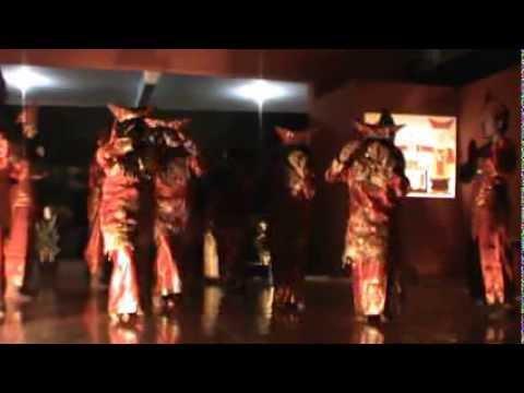 Tari Pasambahan Pab Upbm 2013 video
