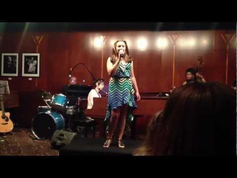 Chloe Weitman Sings Landslide