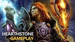 Hearthstone: Thanks Rhonin! (Mage Gameplay)
