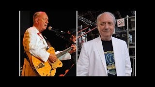The Monkees: Michael Nesmith, 75, struck down with mystery 'health issue' mid-tour