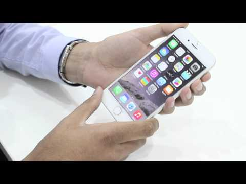 Orzly Tempered Glass Screen Protector for iPhone 6 | Installation and demo