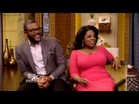 Oprah Winfrey and Tyler Perry Crown Kelly Ripa and Michael Strahan