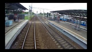 GoPro hero 3+ black. 4K. Trainsurfing.