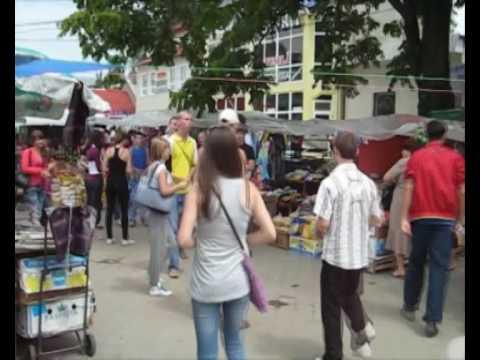 """Flashmob в Кагуле """"We will rock you"""""""