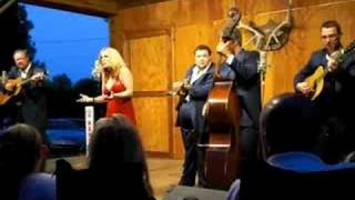 Watch Rhonda Vincent I Heard My Savior Calling Me video