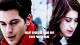 Feriha New Season   Heartbreaking News For Feriha & Emir fans