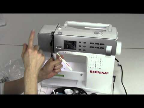 Bernina 330 02  Set Up