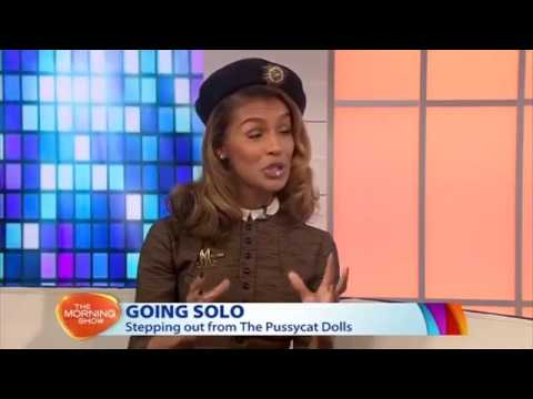 Melody Thornton  -  2016 'The Morning Show' Australia