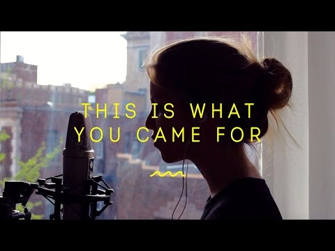 This Is What You Came For - Calvin Harris (Romy Wave COVER)
