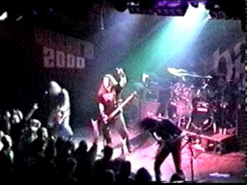 Nile - Ramses Bringer of War (live in Houston circa 2000)
