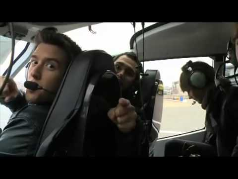 Big Time Rush- Behind the Scenes in the UK! Music Videos