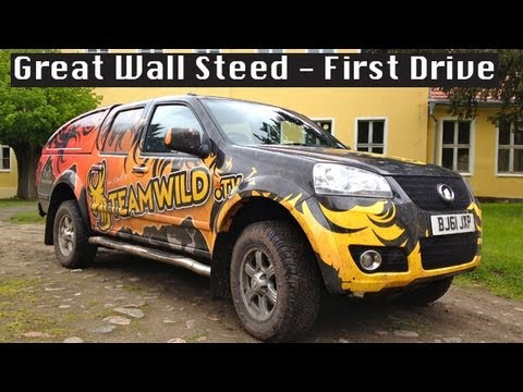 Great Wall Steed - First Drive Review