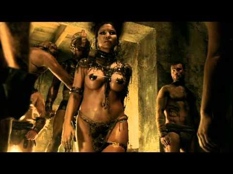 Spartacus Ep4 #3 - Lotta Mirmex E Spartacus Nelle Fosse video