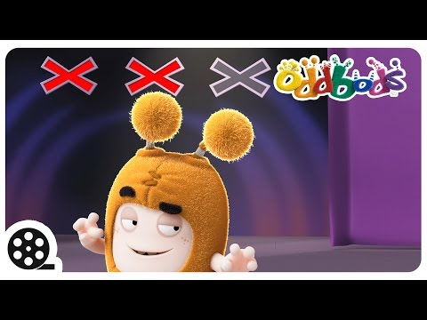 Oddbods' Got Talent | Funny Cartoons For Kids