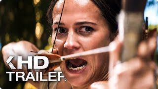 Download Tomb Raider ALL Trailer amp Clips 2018