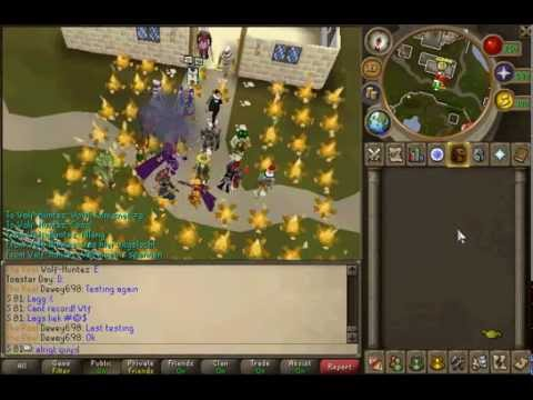 Runescape – S 81′s 99 Cooking party