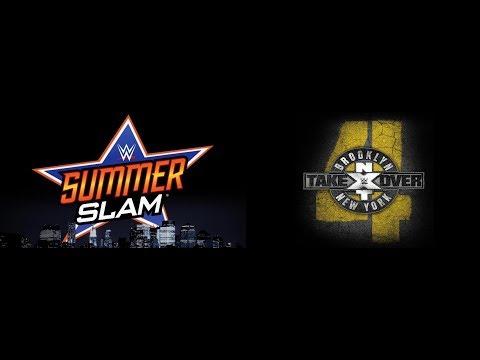 WWE Summerslam & NXT Takeover Brooklyn 4 Popcast(8-19-18)
