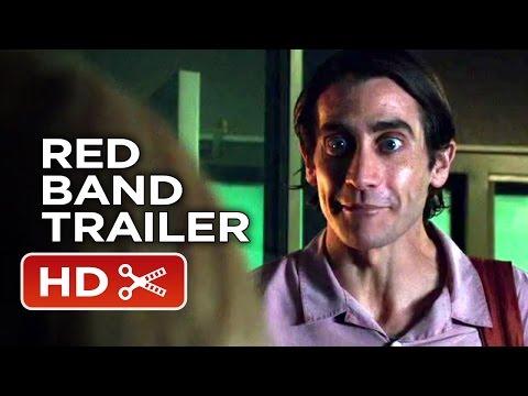 Nightcrawler Official Red Band Trailer #1 (2014) - Jake Gyllenhaal Movie HD