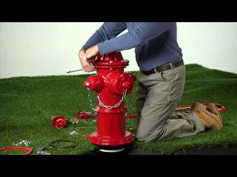 American AVK - How to Install a Hydrant Traffic Repair Kit