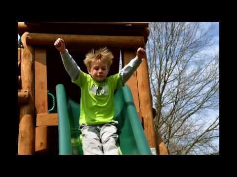 New Playground at Marlboro Montessori Academy