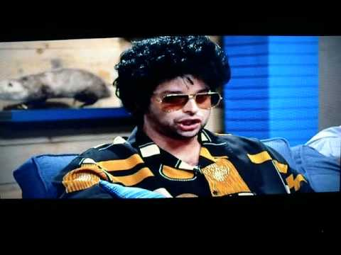 El Chupacabra on Comedy Bang Bang - Nick Kroll, Reggie Watts and Scott Auckerman