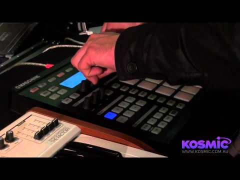Maschine In Depth Part 4 - Step Sequencing and Effects