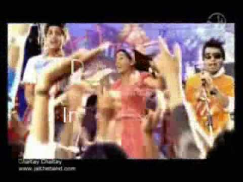 Chalte Chalte - Jal Feat. Amrita Rao (DJ Rahul Dance Mix)