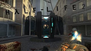 Half-Life 2 - DESTROYING A GENERATOR - Part 21